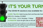 COVID-19 Vaccine Clinic Opens at Weld County Clerk and Recorder