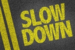 Drivers encouraged to slow down in construction zones
